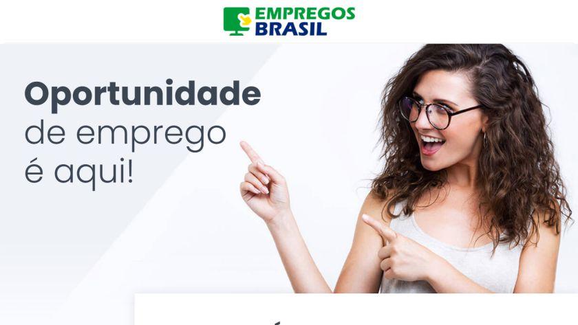site empregos brasil