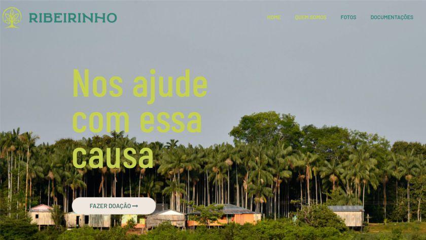 site ribeirinhos